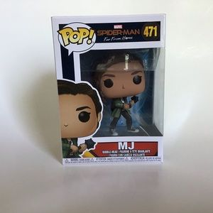 Spiderman Far From Home MJ Funko POP